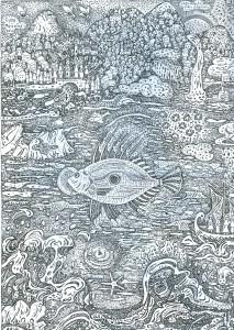 Ο αγιασμός των υδάτων στην Ξάνθη, Γιάννη Μενεσίδη