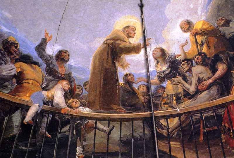Εικόνα 5_Το θαύμα του Αγίου Αντωνίου_τρούλος