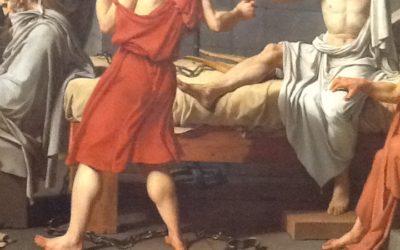 Το βλέμμα του Σωκράτη